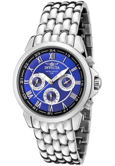 Price:$119.99 #watches Invicta 2876, This multi-function Invicta timepiece exhibits a detailed dial and is loaded with extra features for maximum versatility.