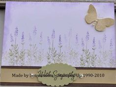 Herbal Butterfly bensarmom by bensarmom - Cards and Paper Crafts at Splitcoaststampers