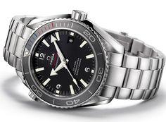 Дайверские часы Omega Seamaster Planet Ocean Sochi 2014 Limited Edition – Олимпийское время | LuxuriousWatches.ru