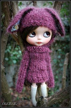 OhchiWaWa! raspberry bunny set | Flickr - Photo Sharing!