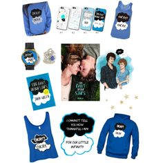 """Fault In Our Stars"" by vivianmohr on Polyvore #watch #watches #fashion"