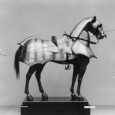 Horse armor @Carrie LIENEWEG