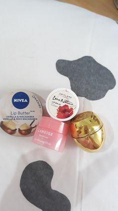 My lip care products Makeup Vs No Makeup, Cherry Lips, Laneige, Lip Care, Beauty Routines, Nail Tips, The Balm, Nail Art, Food Cravings
