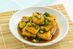 Teriyaki Tofu - Christine's Recipes: Easy Chinese Recipes   Easy Recipes