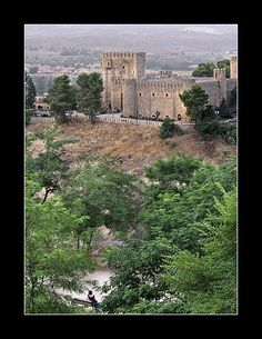 Castillo de San Servando, Toledo - Spain
