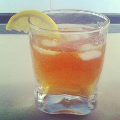 Ponche de té Earl Grey