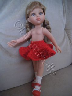 tuto gratuit paola reina : jupe dansante - laramicelle