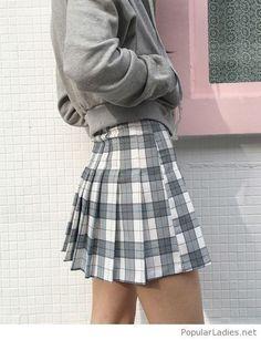 Ragazze Nero PLISSETTATO School Uniform Gon na-Tutte le Taglie