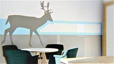 Διακόσμηση παιδιατρείου Σχεδιασμός - Διακόσμηση - Ανακαίνιση ιατρείων   Εξοπλισμός και επίπλωση ιατρείου και φαρμακείων   Design ιατρείων Home Decor, Interior Design, Home Interior Design, Home Decoration, Decoration Home, Interior Decorating