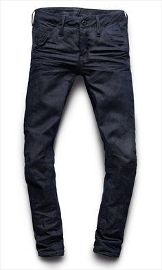 G-Star Elwood MC 5620 slim tapered My Jeans, Denim Jeans Men, Winter Trends, G Star Raw, Jogger Pants, Badass, Style Me, Men's Fashion, Women Wear