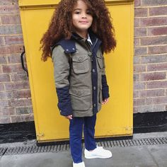 Boy's sprouting up and his hair is getting even longer since the #devacut in NYC! Love this jacket by @laundrytribe & yes mummy had to buy a jacket to match his today ... #laundrytribeboys #winterready #gameofthrones #readyforwinter #fashionkids #coats #fashionblogger #younggent #kindnessonly #laundrytribe #london #newyork #dubai #pumps #creeps #puma #purelove #edges #modelo