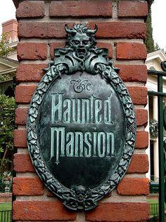 Disney's Haunted Mansion Art | ... VanRavensway and I discuss all thing's Disney's Haunted Mansion