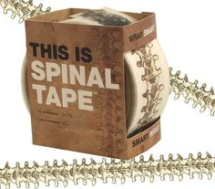 This is Spinal Tape.