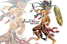 Jubata warrior by Chrizsnowflakes.deviantart.com on @deviantART