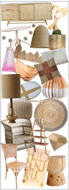 Simple, sustainable and with an earthy appeal that imbues homes with warmth and soul, natural homewares anchor interior spaces with a raw style that transcends