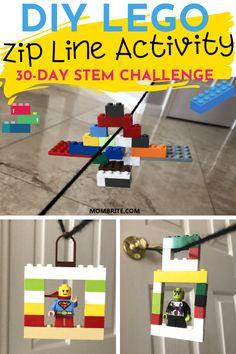 Lego Activities, Summer Activities For Kids, Summer Kids, Preschool Activities, Indoor Activities, Lego Projects, Projects For Kids, Kids Crafts, Lego For Kids
