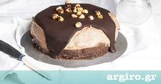 Τούρτα παγωτό πραλίνα από την Αργυρώ Μπαρμπαρίγου | Με την ακαταμάχητη γεύση της πραλίνας να πρωταγωνιστεί, φτιάξτε τη και εισπράξτε συγχαρητήρια!