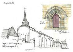 23 Ste-Feyre, St-Sulpice le Guérétois   by gerard michel