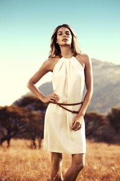 TARA JARMON jersey dress #MyerSS13 #SouthAfrica