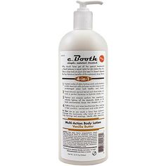 C. Booth4-in-1 Multi-Action Body Lotion Vanilla Butter - best lotion!!!!