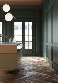 Beautiful Archetipo Kitchen Design By Lu0027Ottocento. Modern Interior Design,  Contemporary Home Decor,