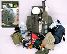 How to Build Your Own Urban Survival Bug-Out Bag