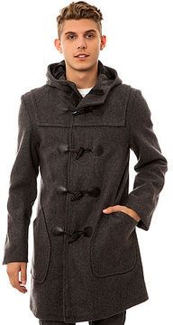 Schott NYC The 24oz Duffle Coat on shopstyle.com Schott Jacket 8b988684b653