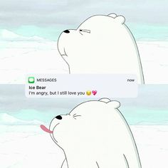 Iphone Wallpaper Source - We Bare Bears Wallpaper Ice Bear