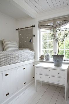 Cozy cottage.  Taupe grey and white.  LOVE LOVE this color combo