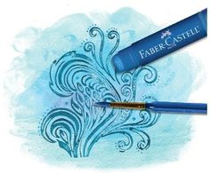 Oh my gosh! So love this gelato pen - totally puts a new artistic look!