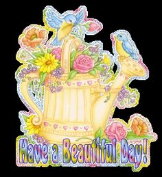 Lady Jam - Have a Beautiful Day! Cute Images, Pictures Images, Beautiful Comments, Morning Blessings, Good Morning Gif, Glitter Graphics, Have A Beautiful Day, Happy Day, Picture Quotes