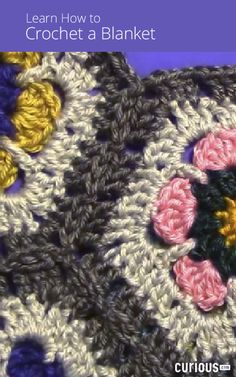 Have you ever wanted to crochet a blanket, but felt unsure about how to get started? In this multi-faceted course from crafting enthusiast JessieAtHome, learn how to crochet a blanket step-by-step.