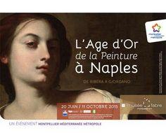 exposition de #peinture napolitaine du #Seicento à Montpellier