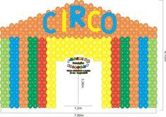 Circo muro de globo