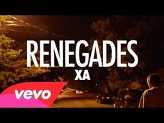 ▶ X Ambassadors - Renegades (Audio) Run away you and me   Lost soul and memories   running wild and running free   two kids you and me