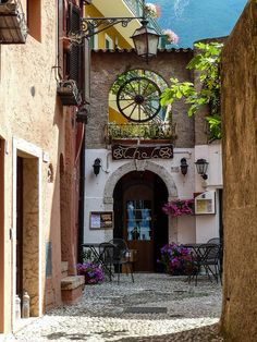 Malcesine Italy  ✈✈✈ Don't miss your chance to win a Free Roundtrip Ticket to Verona, Italy from anywhere in the world **GIVEAWAY** ✈✈✈ https://thedecisionmoment.com/free-roundtrip-tickets-to-europe-italy-verona/
