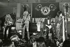 Rock And Roll Photograph - Aerosmith - Aerosmith Tour 1973 by Epic Rights