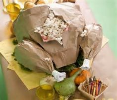 Thanksgiving Tables for Kids -