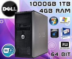 WIRELESS DELL CORE 2 DUO TOWER PC WIFI WINDOWS 7 COMPUTER DESKTOP 1TB 4GB DVDRW - http://www.computerlaptoprepairsyork.co.uk/computer/desktop-computer/wireless-dell-core-2-duo-tower-pc-wifi-windows-7-computer-desktop-1tb-4gb-dvdrw