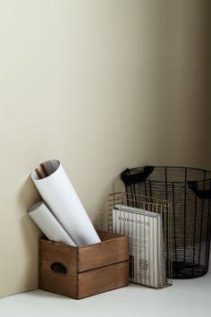 Grand panier en fil métallique | H&M