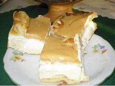 Czech Desserts, Sweet Desserts, Sweet Recipes, Slovak Recipes, Czech Recipes, Baking Recipes, Cake Recipes, Dessert Recipes, Slovakian Food