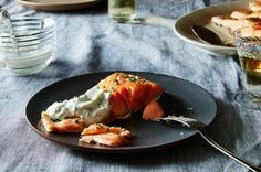 Sally Schneider's Slow-Roasted Salmon (or Other Fish) Recipe on Food52, a recipe on Food52