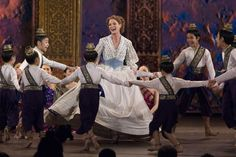 "Kelli O'Hara performs a scene from the ""King and I"". O'Hara won the award for Best Performance by an Actress in a Leading Role in a Musical. REUTERS/Lucas Jackson"