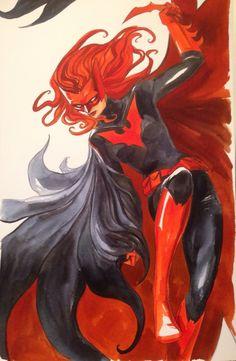 Batwoman - Stephanie Hans