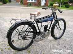 peugeot-p50-3 Moped Bike, Toys For Boys, Boy Toys, Peugeot France, Motorized Bicycle, Vintage Motorcycles, The Past, Mopeds, Cafe Racers
