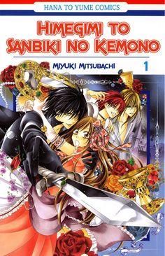 Himegimi to Sanbiki no Kemono 1.1 - Read Himegimi to Sanbiki no Kemono vol.1 ch.1.1 Online For Free - Stream 1 Edition 1 Page All - MangaPark