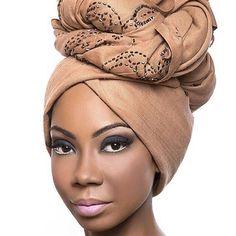 Hair Story: Wrap It Up // via @designbyujewelry