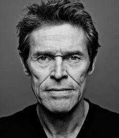 willem dafoe portrait photo - Google Search