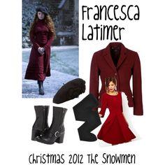 Francesca Latimer Christmas 2012