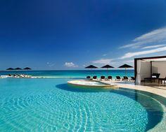 Rosewood Mayakoba, Riviera Maya...where we spent our honeymoon. I wanna go back!
